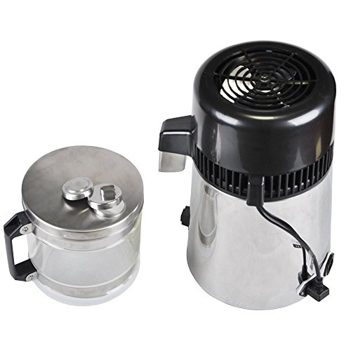 Stainless Steel Water Distiller ~ Of the best water distiller deals available on internet