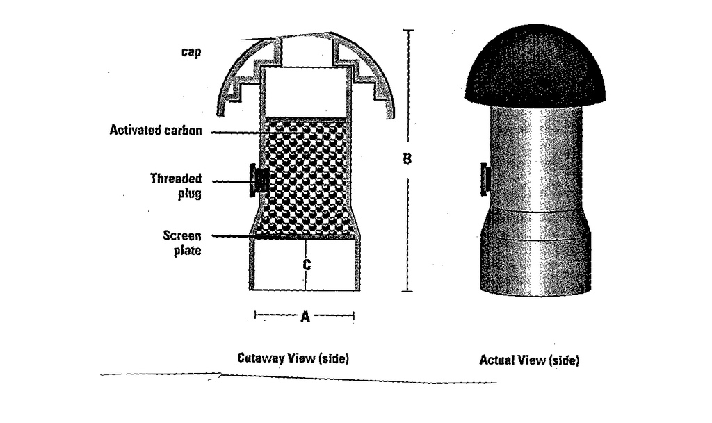 clear inline fuel filter fram