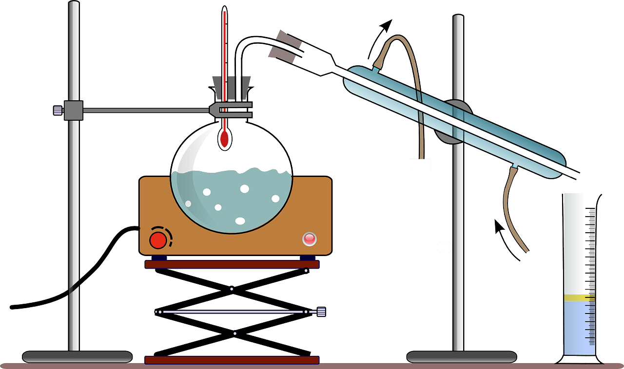 Water Distillation Unit ~ Portable desalination how to filter salt water like a boss
