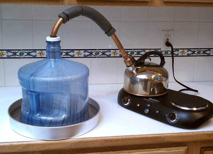 Diy Water Distiller ~ Top easiest diy water filters you can make at home