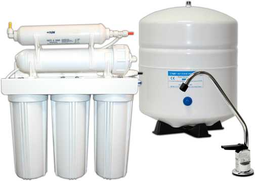 does reverse osmosis soften water