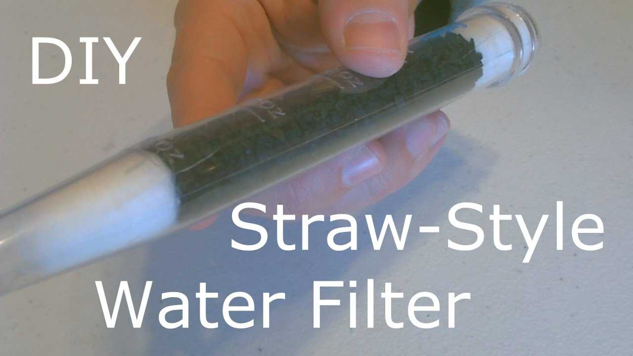 off grid water purification