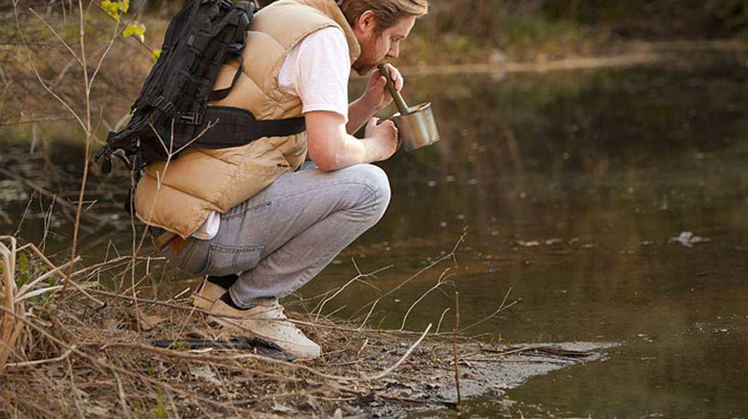 survival water filtration systems