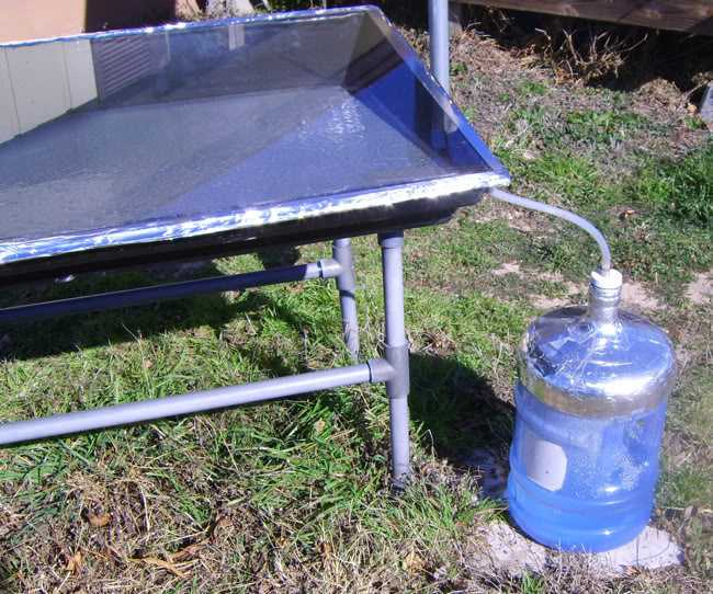 distilling water without fancy machines