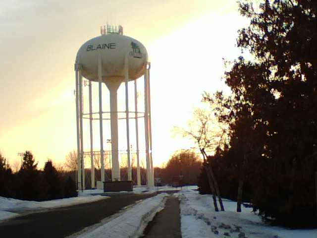 a municipal water source