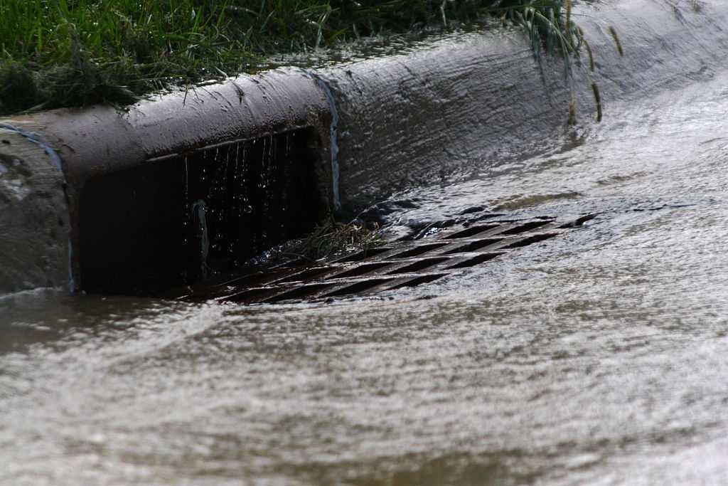pollution from stormwater