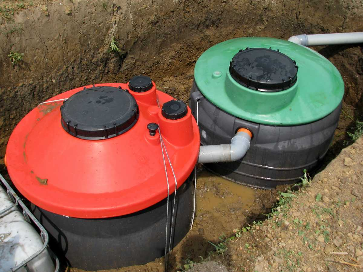 sewage and septic systems