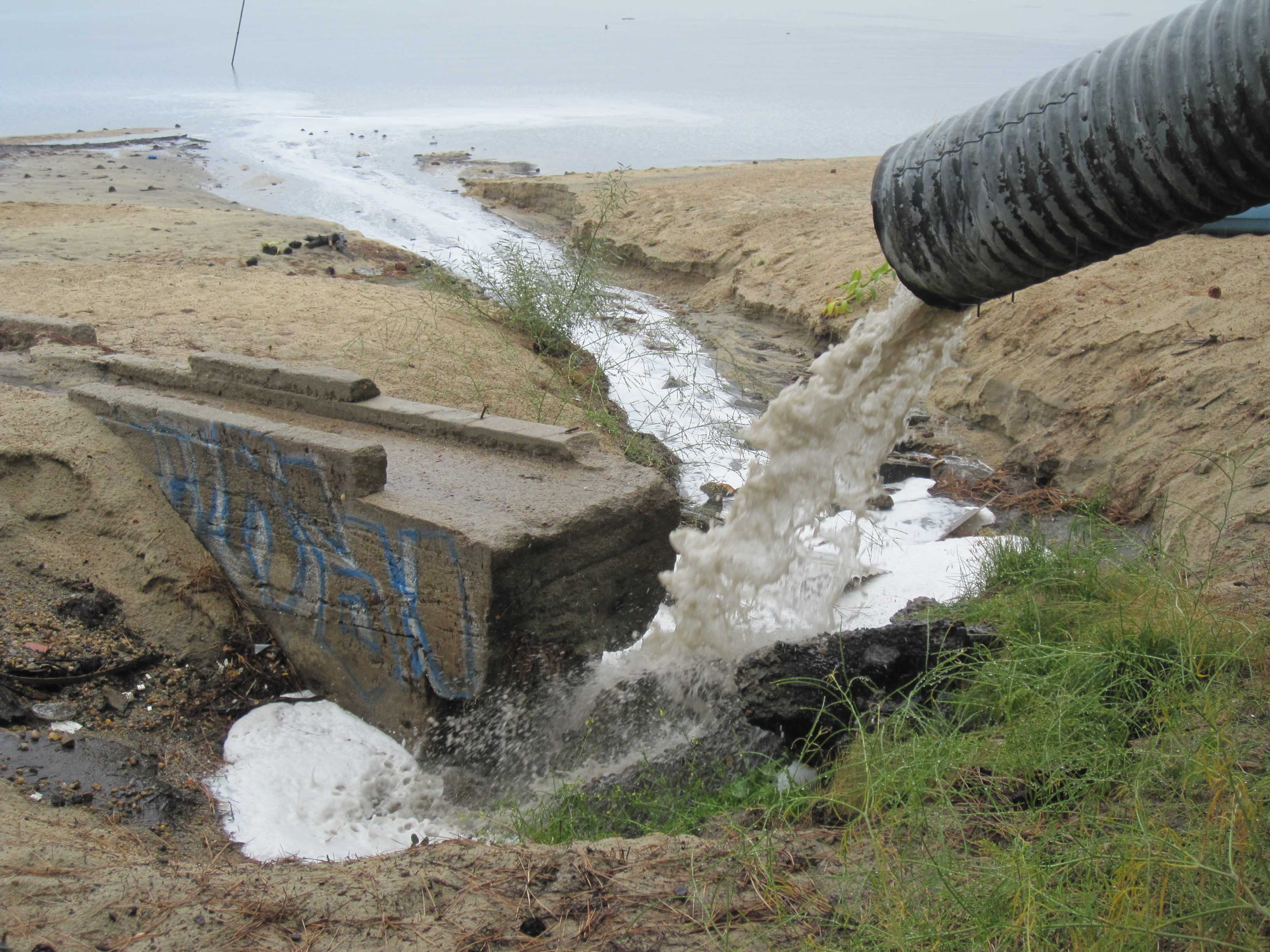 runoff contamination