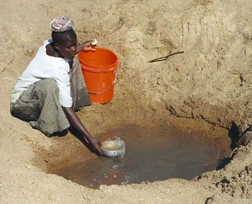facts about water in africa