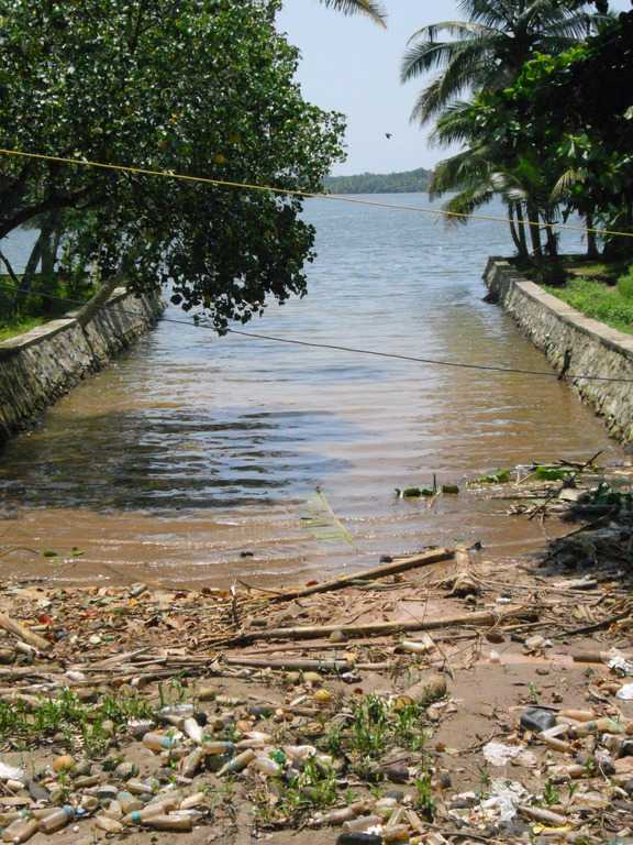 harare water pollution