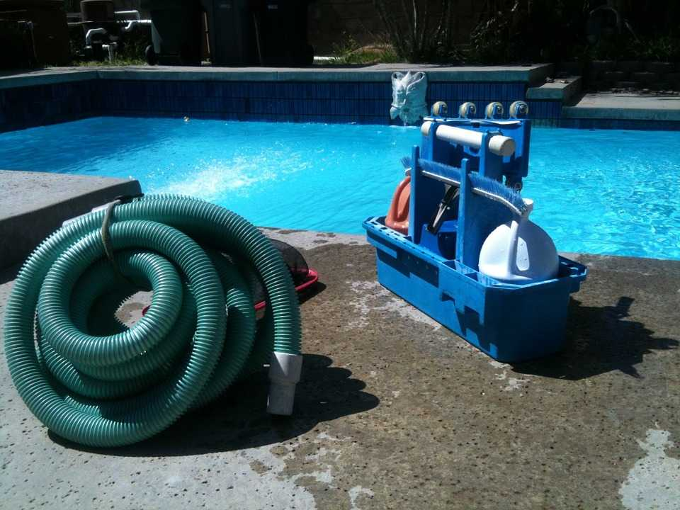 pool sand filter problems