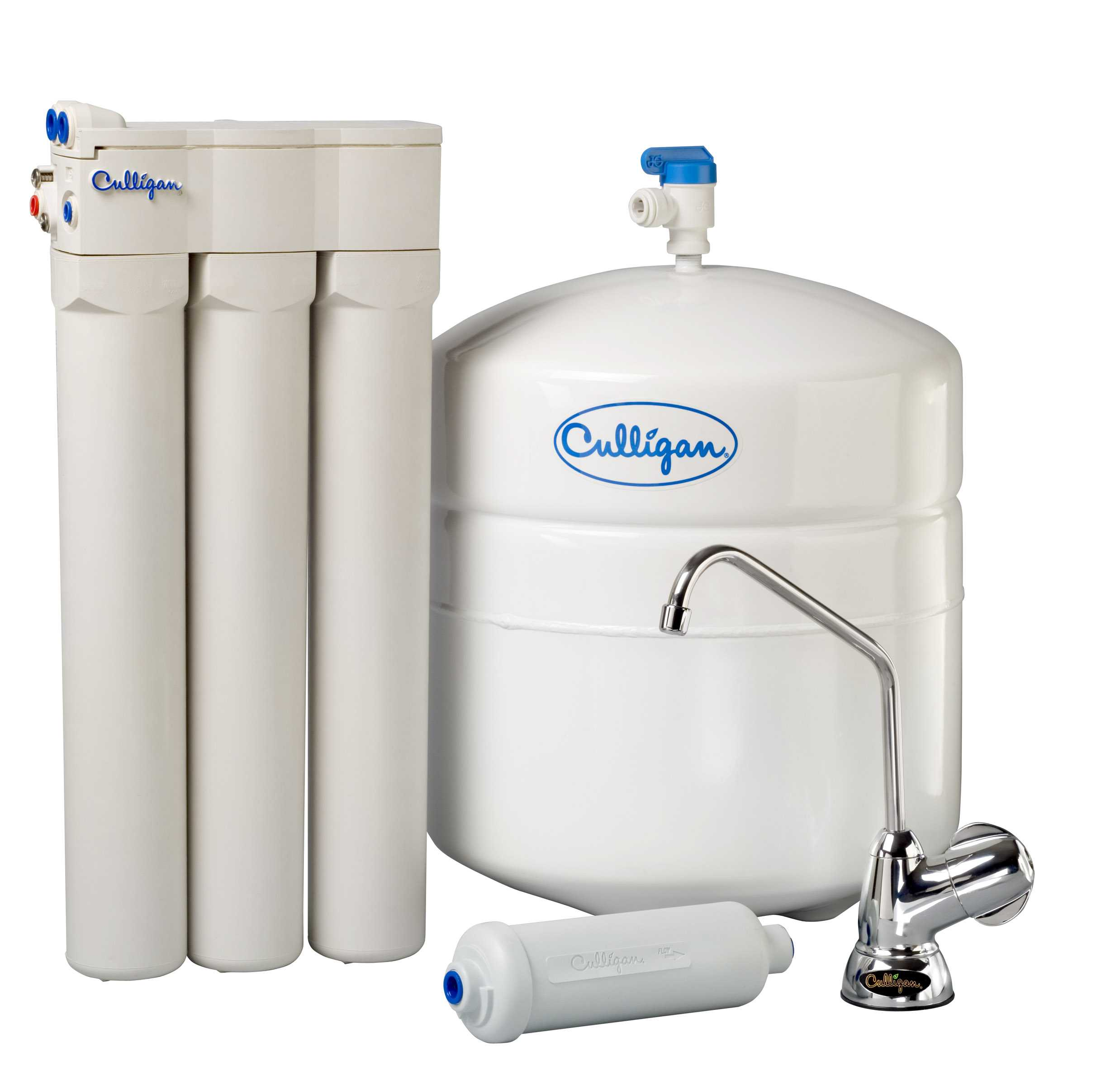 culligan whole house water