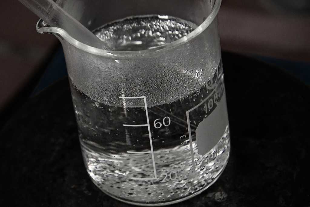 purified water versus distilled water