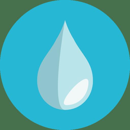 drop - L'eau dure et ses effets néfastes sur les cheveux