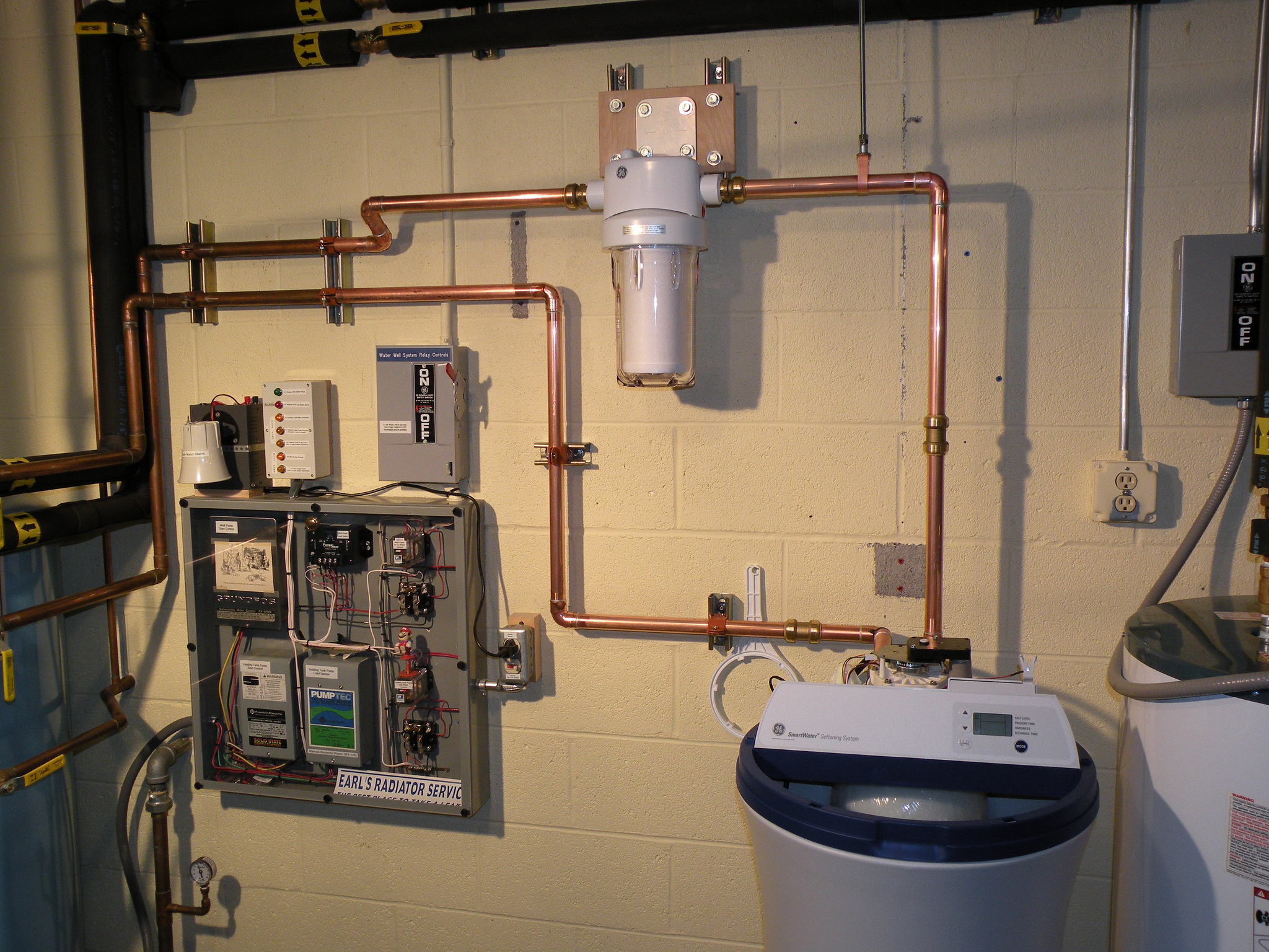 Other Types Of Water Softeners
