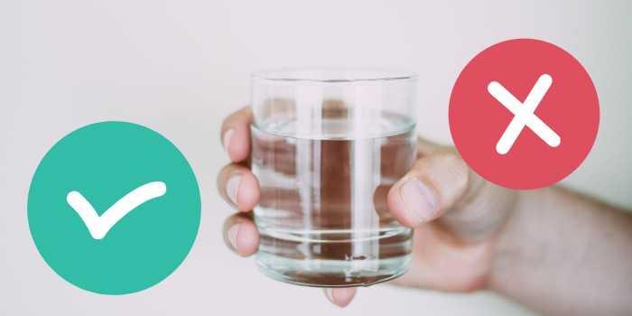 distilled water benefits dangers