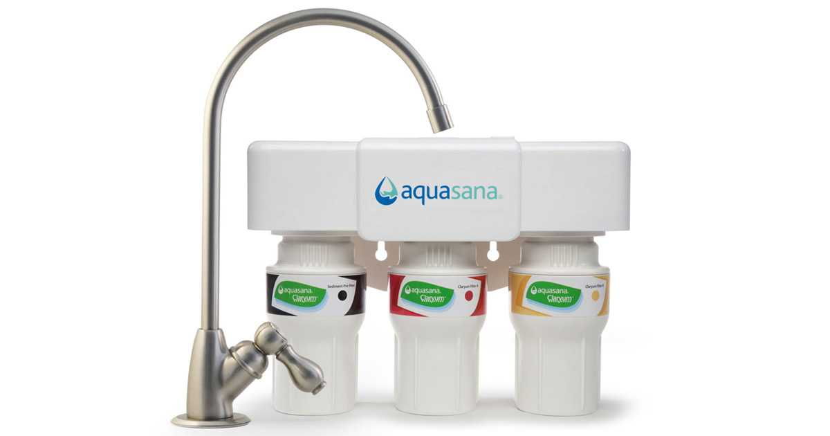 aquasana water filter reviews
