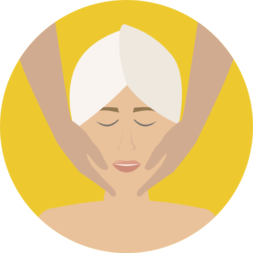 water clears acne